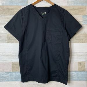 Men's Bring it On Scrub Top size Small